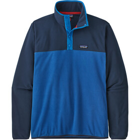 Patagonia Micro D Snap-T Pullover Men superior blue